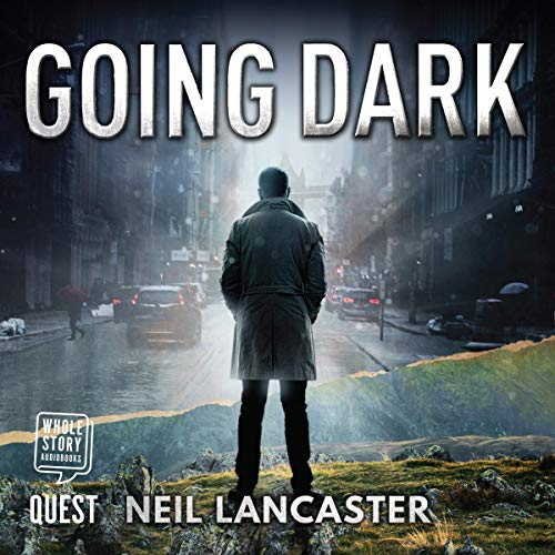 Going Dark cover art