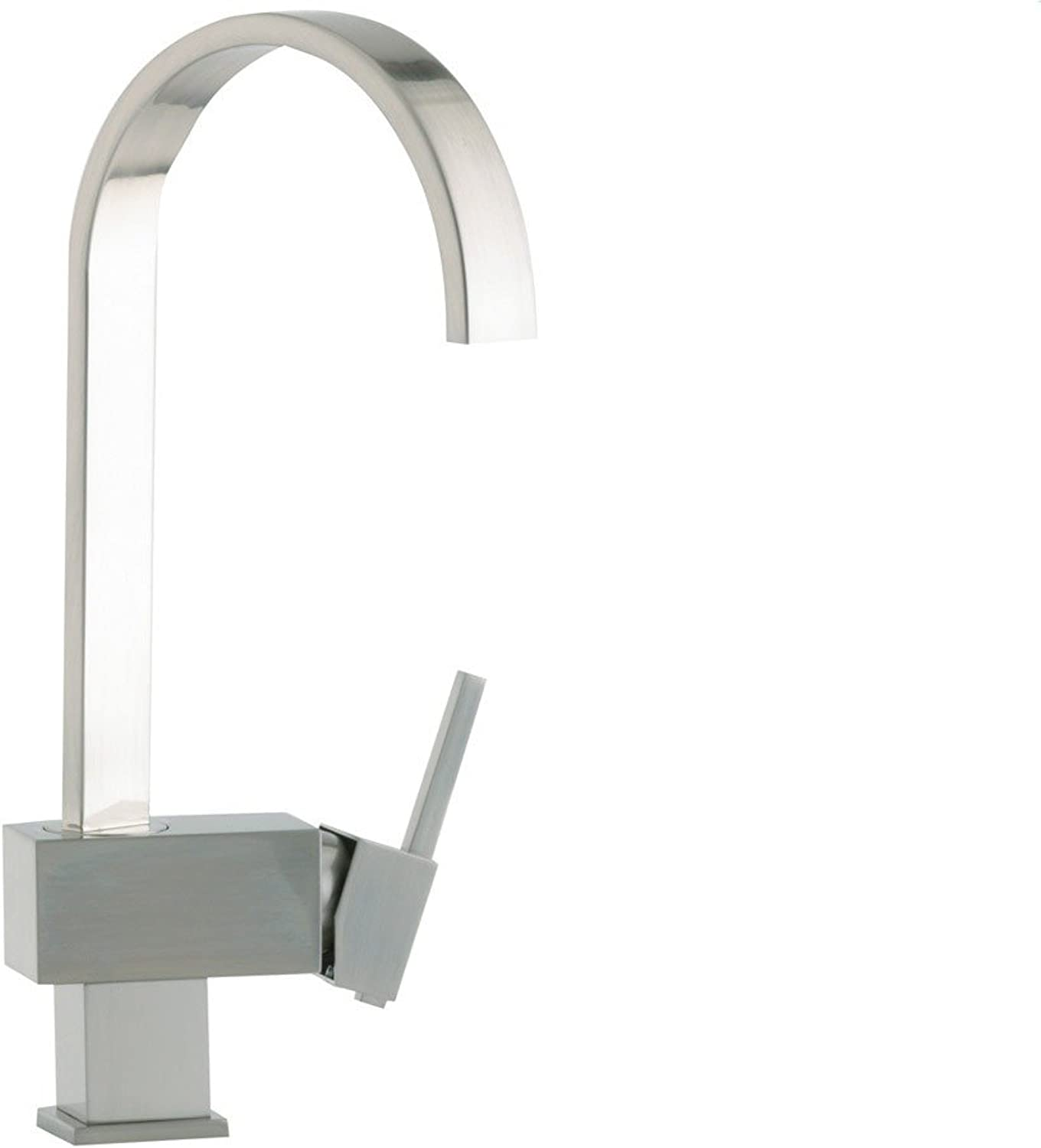 Astracast Indus Brushed Kitchen Sink Mixer Tap