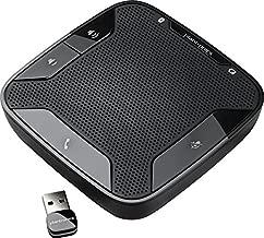 Plantronics 86700-01 Calisto 620 Bluetooth Speakerphone - Retail Packaging - Black