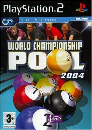 Playstation 2 - World Championship Pool 2004