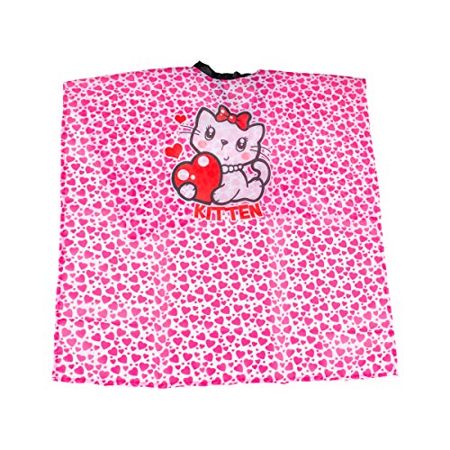 Beautélive Cape enfant en polyester 80 x 115 cm Kitty