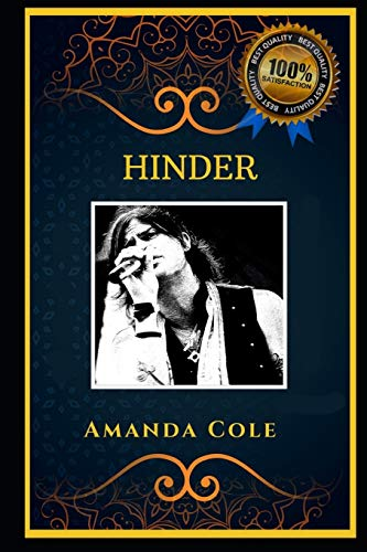 Hinder: An American Rock Band , the Original Anti-Anxiety Adult Coloring Book