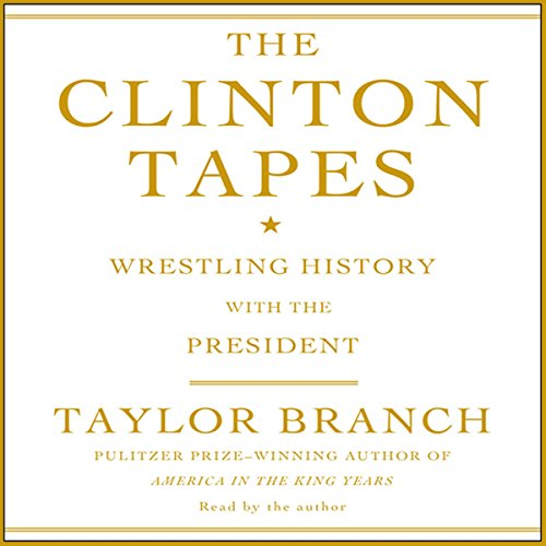 The Clinton Tapes  By  cover art