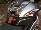 KIT S1000 XR Stickers 3D Tank Protection kompatibel für BMW S1000XR MOTORRÄDER