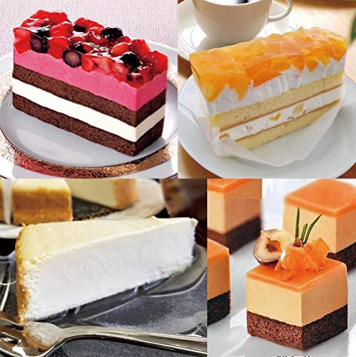 いちごとブルーベリーのケーキ りんごと桃のケーキ 塩キャラメルカット済ケーキ ニューヨークチーズケーキ スイーツ セット 2189g