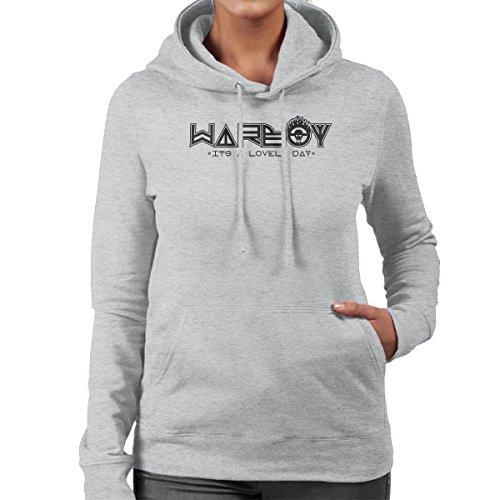 WarBoy Car Sticker Mad Max Women's Hooded Sweatshirt