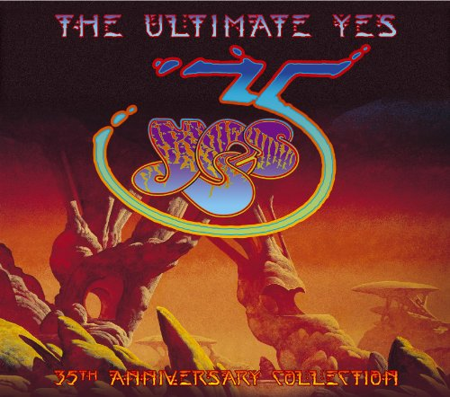 Price comparison product image Ultimate Yes: 35th Anniversary Collection (3CD,  Digi-Pak)