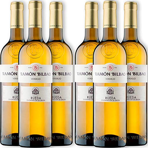 Ramón Bilbao Verdejo Rueda 6 botellas 75 cl