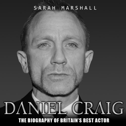 Daniel Craig audiobook cover art