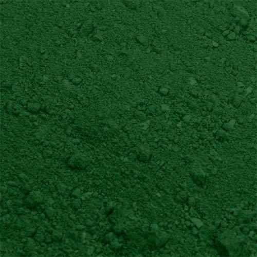 Lebensmittelfarbe Puder dunkelgrün / Holly Green