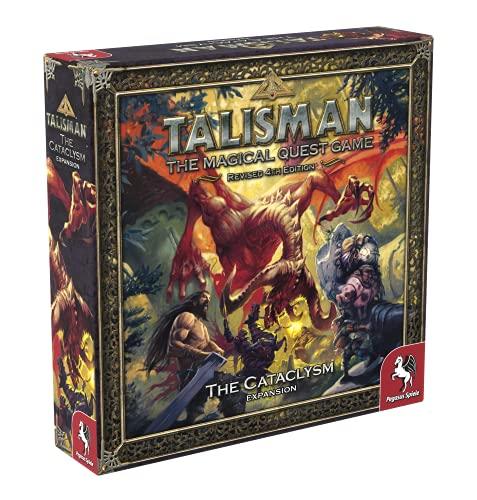 Pegasus Spiele 56212E - Talisman - The Cataclysm (Expansion)