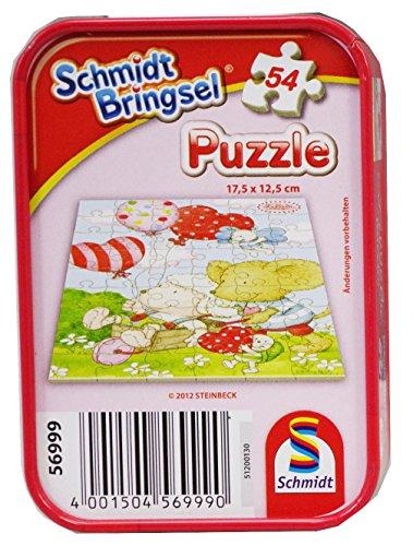 Schmidt Metalldosen Puzzle - Die Maus