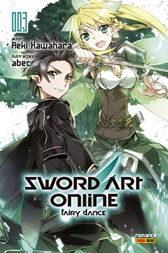 Sword art online vol. 3 - fairy dance: fairy dance - literatura novel