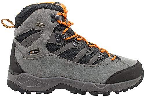 Kefas Discover Chaussures de randonnée Unisexe – Adulte - Gris - Grigio Arancione, 44 EU EU