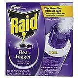 S C Johnson Wax Raid3pk 5Oz Flea Fogger 41654 Flea & Tick Killer Garden, Lawn, Supply, Maintenance