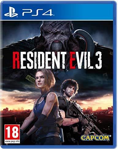 PS4 - Resident Evil 3 Remake: Lenticular Edition - [Versión Europea]