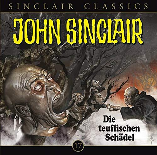 Sinclair Classics, Folge 17: Die teuflischen Schädel
