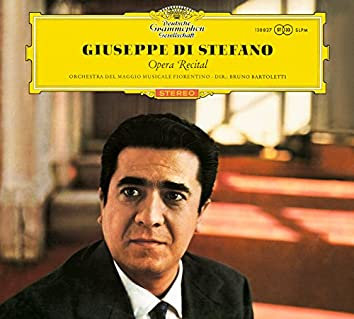 Giuseppe di Stefano - Opera Recital