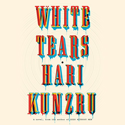 White Tears audiobook cover art