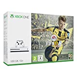 Xbox One S 500GB Konsole - FIFA 17 Bundle
