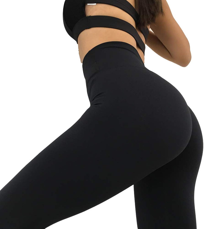 JING Yoga Pants High-Waist Tummy Control Slimming Power Flex Leggings