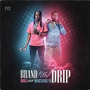 Brand New Drip  (feat. Moneybagg Yo)
