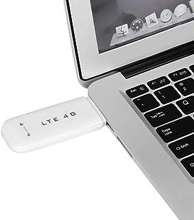 4G LTEルータ VBESTLIFE ワイヤレスルータ USBドングル モバイル ネットワークカード アダプタ 4G / 3G WiFiルータ 10人共有 Win 2000/2003 / XP / Vista / 7/10 Linuxなど適用(4G機能+WIFI)