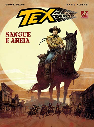 Tex Graphic Novel. Sangue E Areia - Volume 7
