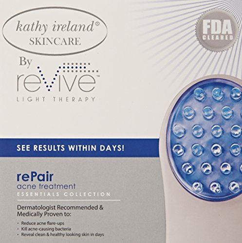 reVive Light Therapy Essentials Acne Treatment System, Blue