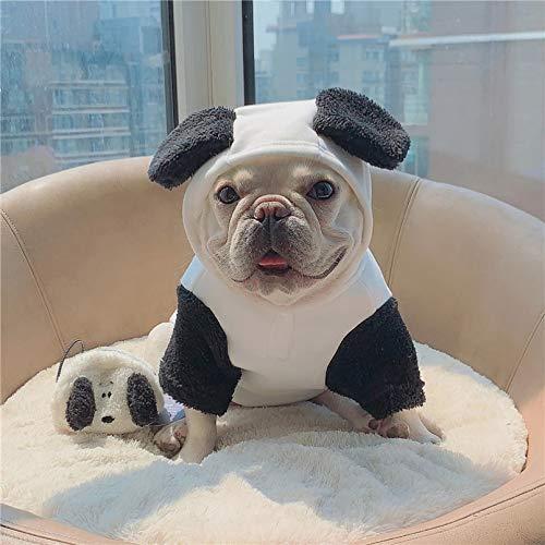N/ Ropa para Perros Disfraz De Perro Snoopy Puppy Ropa para Perros Pequeos Abrigo De Invierno Ropa De Bulldog Francs Pet Cat Hoodie Ropa para Perros Pequeos Medianos Y Grandes