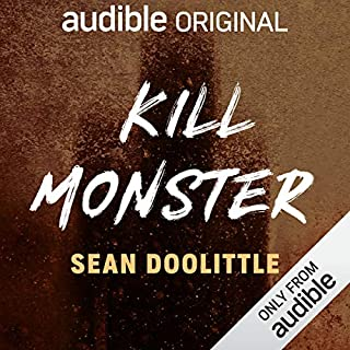 Kill Monster audiobook cover art