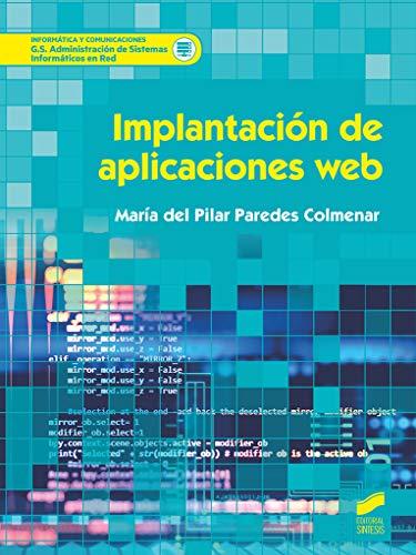 Implantación de aplicaciones web: 69 (Informática y comuni