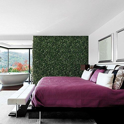 Catral 43040015 - Jardin Vertical, Cipres, Verde, 25x25x3 cm, Pack 4 Losetas