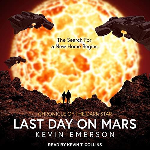 Last Day on Mars cover art