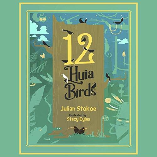 12 Huia Birds audiobook cover art