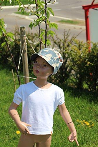 Base Cap Mütze Schirm Hut KU 47-49