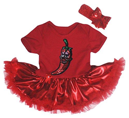 Petitebelle - Body - Bébé (fille) 0 à 24 mois rouge Red - rouge - S