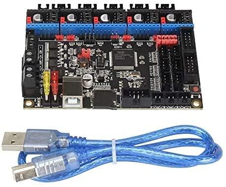 FMTZZY SKR V1.3 BTT 32Bit Steuerplatine ARM WiFi 3D Drucker Motherboard MKS GEN L TMC2130 TMC2208 3D Drucker Teile
