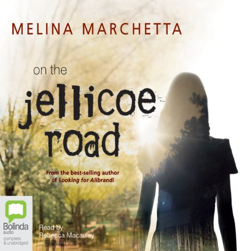 On the Jellicoe Road audiobook cover art