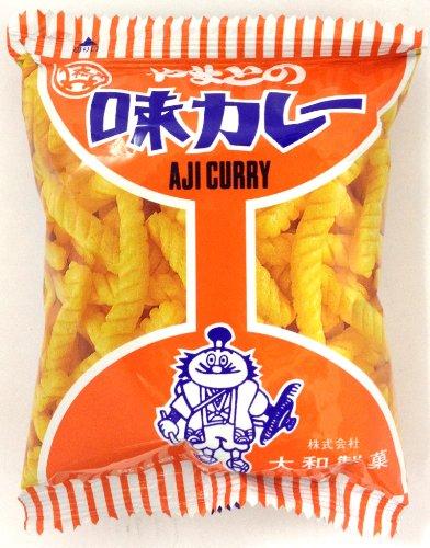 大和製菓『味カレー』