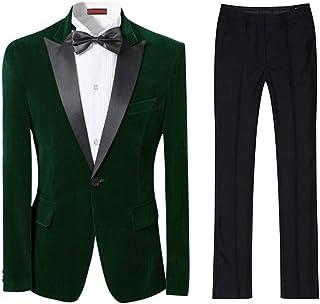 BLTR-Men Suit Vest Plaid Double Breasted Tuxedo Waistcoat for Business