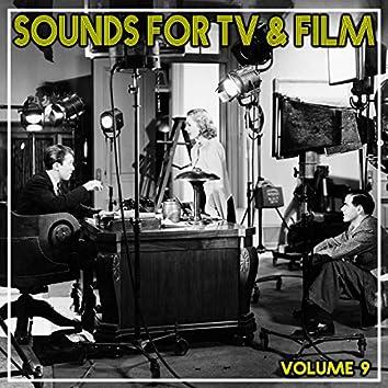 Sounds For TV & Film, Vol. 9