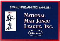 国家麻雀リーグ 2021 標準サイズ スコアカード - 麻雀カード