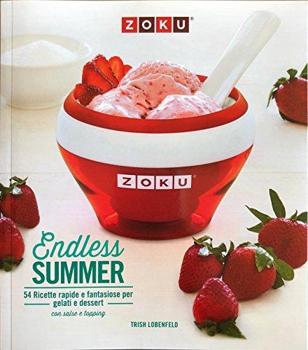 Zoku DP03 Ricette di Gelati Endless Summer, Multicolore