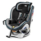Chicco NextFit Zip Air Convertible Car Seat, Azzurro
