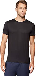 32 DEGREES Mens Cool Solid Crew Neck Tee Shirt