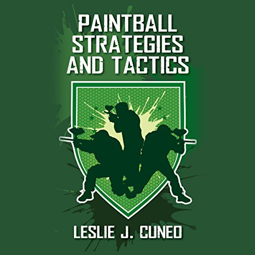 Paintball Strategies and Tactics audiobook cover art