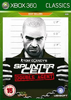 Tom Clancy's Splinter Cell: Double Agent - Classics Edition (Xbox 360)