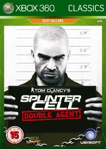 Tom Clancy's Splinter Cell: Double Agent - Classics Edition (Xbox 360) [Edizione: Regno Unito]