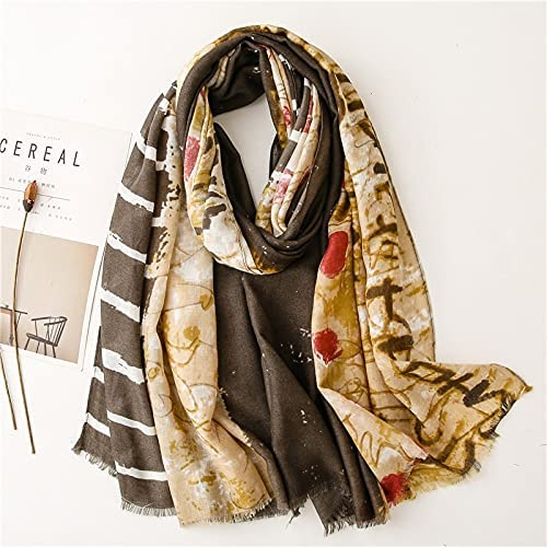 YSJJBTS Scarf Dot Fringe Hijab At the All stores are sold price Shawls and Female Wrap Foulard Hi